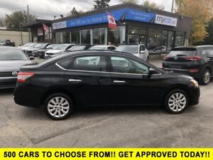 2015 Nissan Sentra 1.8 S A/C, CRUISE, EXCELLENT VALUE!!!