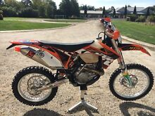 KTM 450 EXC Echuca Campaspe Area Preview