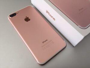 iPhone 7 plus 128gb Rose God !!! Eight Mile Plains Brisbane South West Preview