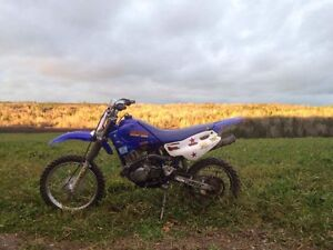Only for $1400!!!!!YAMAHA TTR125