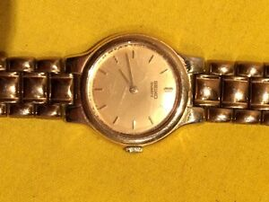 Gold seiko watch Briar Hill Banyule Area Preview
