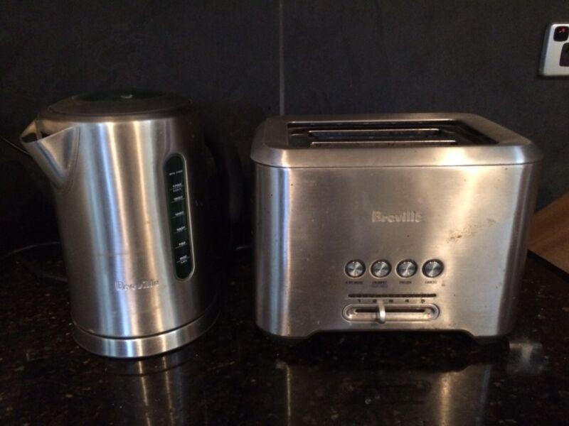 Breville Kettle Toaster Smeg Microwave