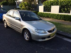 2003 Mazda 323 protege manual Maryville Newcastle Area Preview