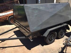 8 x 5 Tandem Tradesmen Trailer with New Tyres & 6 Months Rego Gosnells Gosnells Area Preview