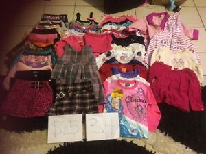 Size 3/4 girls clothing Cabramatta West Fairfield Area Preview