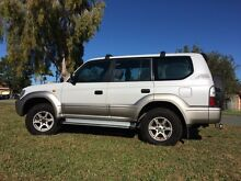 TOYOTA PRADO GXL 4x4 Tweed Heads Tweed Heads Area Preview