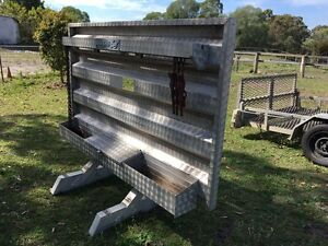 Kenworth chain rack tool box hungry board Pimpama Gold Coast North Preview