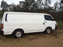 Toyota hiace 2002 stat write off Young Young Area Preview