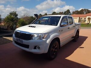 2012 Toyota Hilux Sr PRICE NEGOTIABLE Meadow Heights Hume Area Preview