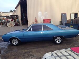 Valiant Chrysler early model stud mag wheels and tyres Mittagong Bowral Area Preview