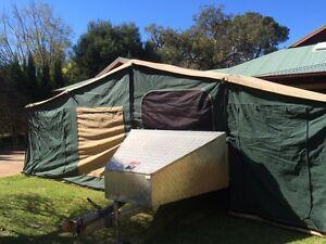Camper trailer Dunsborough Busselton Area Preview