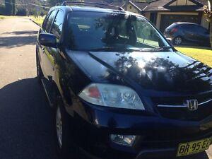 Honda MDX Woy Woy Gosford Area Preview