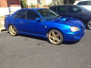 11/2003 Subaru WRX (my04?) Tamworth Tamworth City Preview