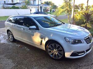 2014 Holden Calais V  Sports Wagon Alexandra Headland Maroochydore Area Preview