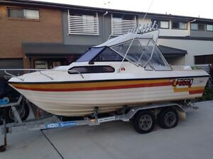 $2500 price reduction. Sturdy for calm water or bar crossings Brighton Brisbane North East Preview