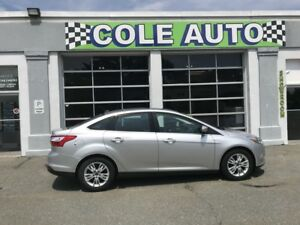 2012 Ford Focus SEL One owner, Leather,  moonroof