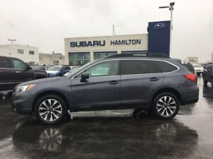 2016 Subaru Outback 3.6R Limited Package FULLY LOADED | ACCID...