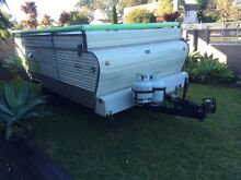 Jayco Dove Shelly Beach Wyong Area Preview