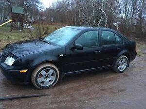 2001 Jetta tdi diesel