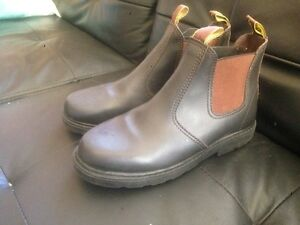 Leather boots size 3 Beaconsfield Fremantle Area Preview