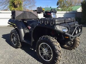 2011 Polaris 850XP Sportsman Quadbike Carrick Meander Valley Preview