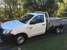 2014 Toyota Hilux Work Mate Bangor Sutherland Area Preview