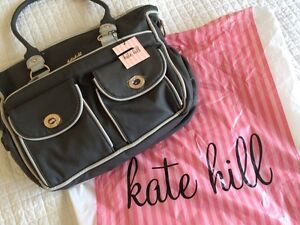 Kate Hill Nappy Bag - Brand New With Tags Hawthorn Boroondara Area Preview