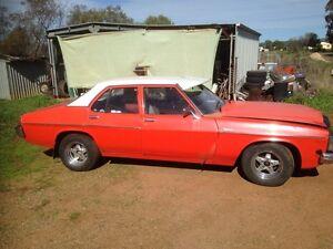 1976 Hx kingswood sedan Gunnedah Gunnedah Area Preview