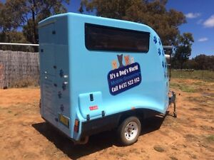 Dog grooming trailor Dubbo Dubbo Area Preview