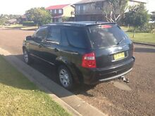 2004 Ford Territory TS RWD Muswellbrook Muswellbrook Area Preview