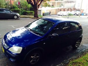 Holden Barina 2004 St Leonards Willoughby Area Preview