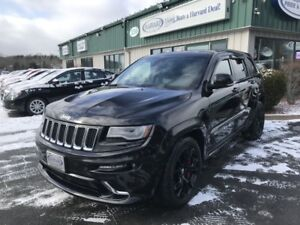 2014 Jeep Grand Cherokee SRT NAV/BACKUP CAMERA/SUNROOF/LEATHE...