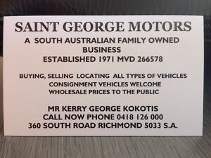 CASH OR CONSIGNMENT FOR GOID CLEAN CARAVANS AND CAMPERS Richmond West Torrens Area Preview