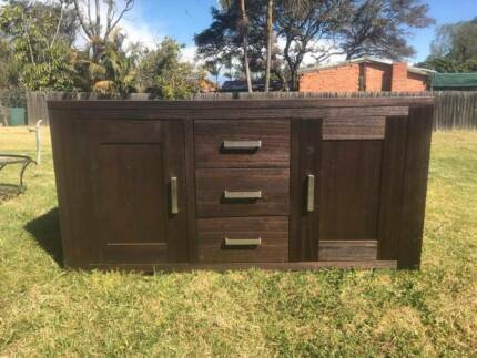 Buffet and coffe table set  fantastic furniture. Fantastic furniture dining table   Dining Tables   Gumtree