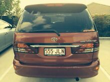 Sale out 2004 Toyota Tarago Wagon(7 seats) Woolloongabba Brisbane South West Preview