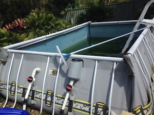 Pool lining and pool pump Mallabula Port Stephens Area Preview