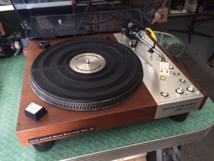 VINTAGE HIFI WANTED. Turntables, amps, speakers etc...