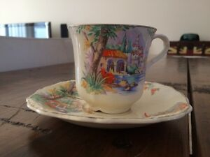 J&G Meakin teacups and saucers. Hope Valley Tea Tree Gully Area Preview
