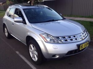 Nissan Murano 2008 excellent condition Fairfield Heights Fairfield Area Preview