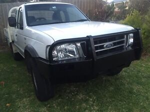 2005 Ford Courier Turbo Diesel 4x4 EXTRA CAB Keysborough Greater Dandenong Preview