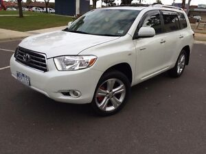 2008 Toyota Kluger Grande 7 Seater (AWD) Mint Condition Endeavour Hills Casey Area Preview
