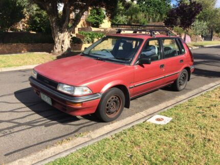 Toyota Corolla Preston Darebin Area Preview