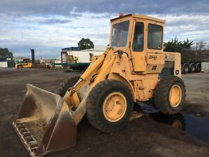 John Deere JD444 Loader 4x4 - $ 23,500 inc GST Ottoway Port Adelaide Area Preview