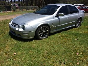 2001 Ford AU series III XR8 220 kw Manual Traralgon Latrobe Valley Preview