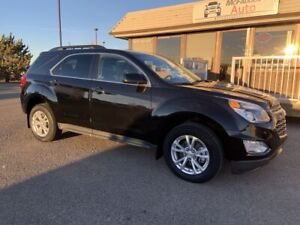 2017 Chevrolet Equinox LT CLEAN CARFAX - ONE OWNER LOCAL TRADE