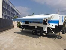 Jillaroo DIY Caravan roll out awnings not Dometic or carefree Clontarf Redcliffe Area Preview