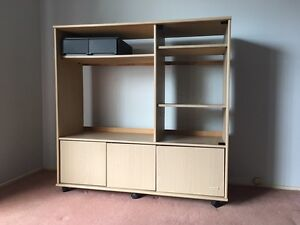 Cabinet - TV & Stereo Shelf Noble Park Greater Dandenong Preview