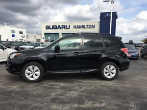 2018 Subaru Forester 2.5i Convenience DEMO   CONVENIENCE PACKAGE