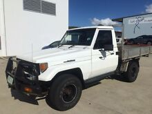 LANDCRUISER UTE FJ75, RWC, REGO TILL 12/2016!!! Redcliffe Redcliffe Area Preview