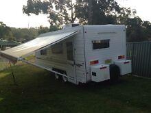 Coromal 2012 Caravan 19 foot 6 inches Balcolyn Lake Macquarie Area Preview